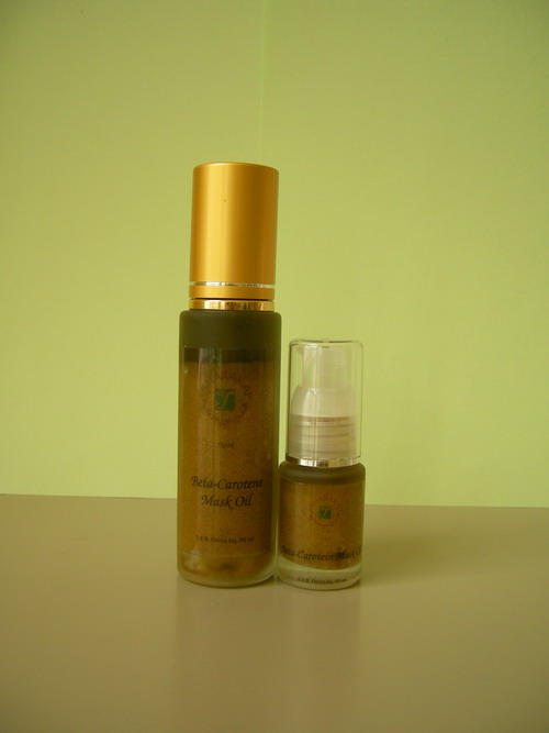 Beta Carotene Mask Oil