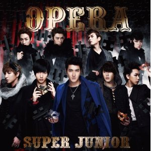 [Pre order ญี่ปุ่น] Super Junior [Opera] CD+DVD