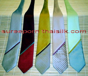 neck tie ,uniform tie,business silk tie,VIP tie, -   Gift,Premium,Souvenir,GradeA+Silk, B2B,B2C,OEM, Giftbox,Premium box,Dairly Notebook,Namecard,Necktie,Scarf,Bag,Bed runner,Table runner,Doll,Picture frame, Pillow , Silk Cushion cover, Silk scarf, Silk Deco-items & more Silk items, Hotel product, School p  SureepornThaiSilk silk manufacture over 50years ex