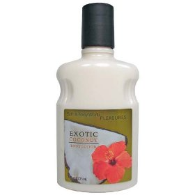 BBW กลิ่น Exotic coconut  body lotion