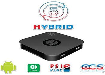 กล่อง PSI O5 Hybrid Android Box